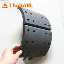 Chinese Factory good Quality TRUCK BRAKE SHOES