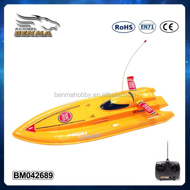 Best Online Toy Store Bait Boat China Rc Ship Rc Speed Racing Jet Boat for sale Model Boat