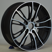 "18"" high quality replica aluminum alloy wheel pcd 120mm"