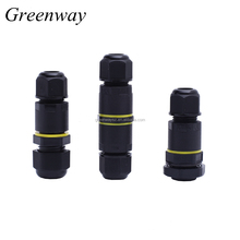 GREENWAY 3P IP68 cable Waterproof Connectors