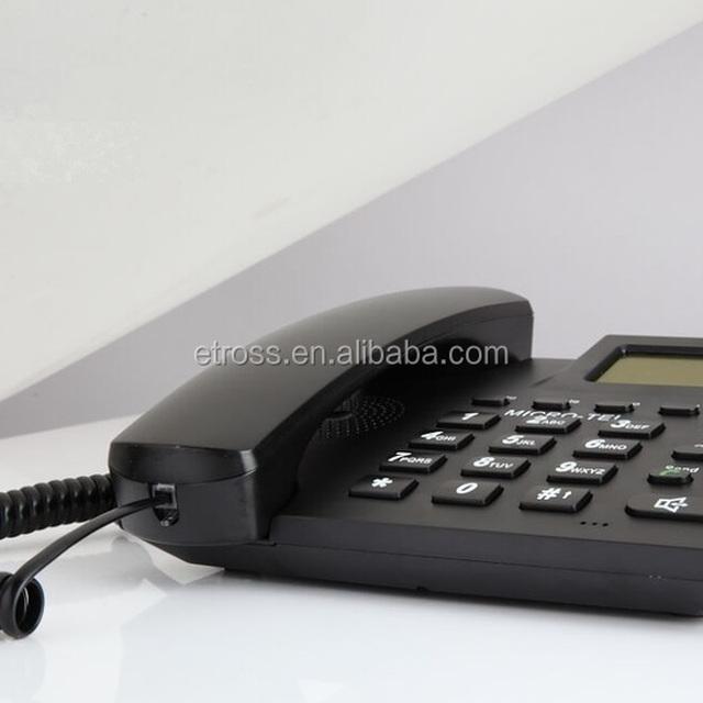 1 sim card GSM fixed wireless phone FWP 6188 Alarm&Calender&Calculator function
