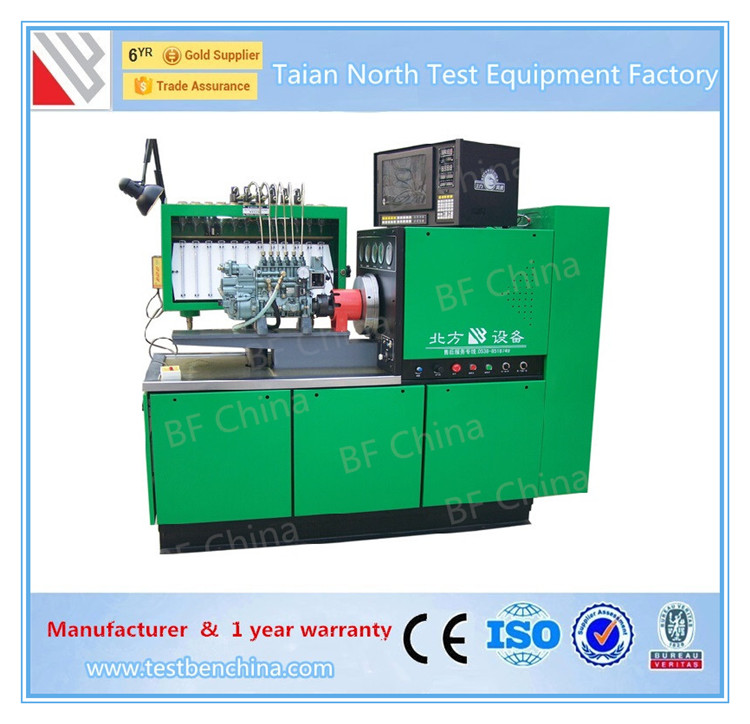 Fuel pump testing machine diesel injector pump test benches