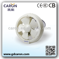 220V 6 inch kitchen exhaust fan with light