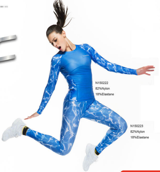 2014 New BodyBuilding Women Sex Compression Wear/jogger suits