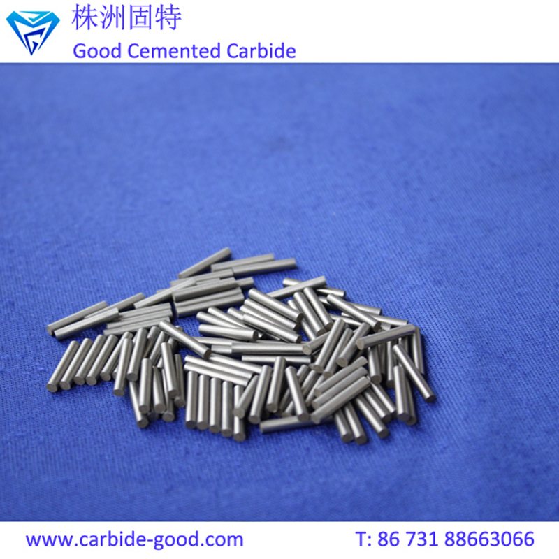 Solid Cemented Carbide Welding Round Rods