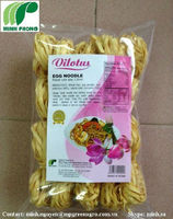 EGG NOODLE PASTA NEST/ ROUND SHAPE, SIZE 4MM, 400GM