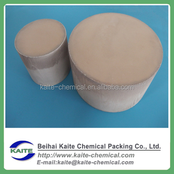 Urea SCR selective catalytic reduction DeNOx catalyst for diesel engine