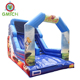 JMQ-B023 high quality inflatableslide small inflatable jungle slide for sale