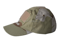 manufacture cheap army camo baseball cap military caps for men