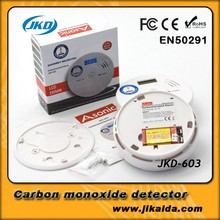 Intelligent CO Carbon Monoxide Poisonous Toxic Independent Smoke Alarm Detector with LCD display