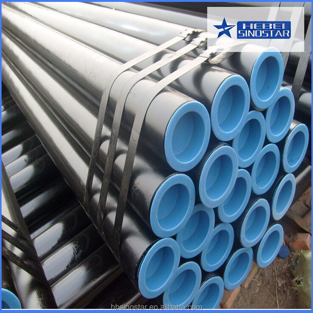 China supply best price APL 5L Round Section Seamless Carbon Steel tube for Construction