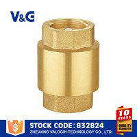 Valogin Made in China EN13828 Approved gas ball valve sanitary check valve