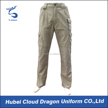Best tactical pants OEM cheap police guard cargo pants