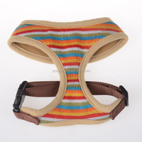 Cashmere pattern adopt puppy harness