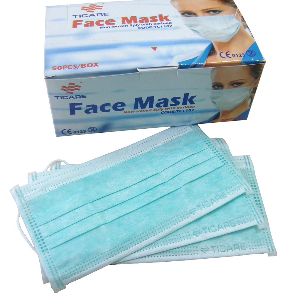 disposable earloop mask