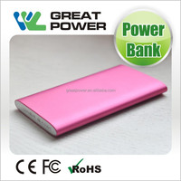 Factory New Product Cheap price ~Super thin Universal Portable Battery mobile phone charger power bank 4500mah