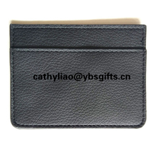 New short PU leather credit card holder /cardcase /card bag /card cover