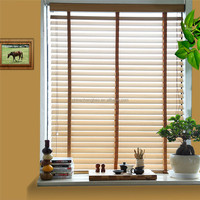 China supplier bamboo decorated curtains motorized window blinds