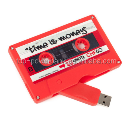 cassette tape usb flash drive 1 dollar usb flash drive 2tb metal promotion best wholesale price custom usb flash drive 3.0