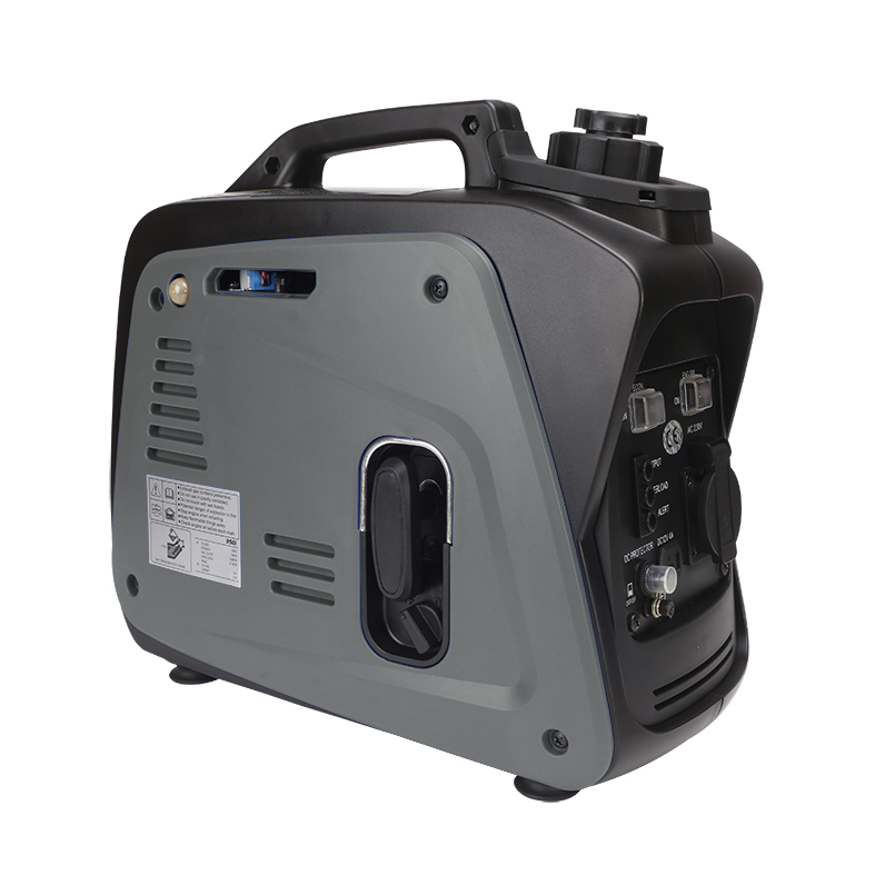 1kva super silent digital inverter gasoline 12v dc mini generator