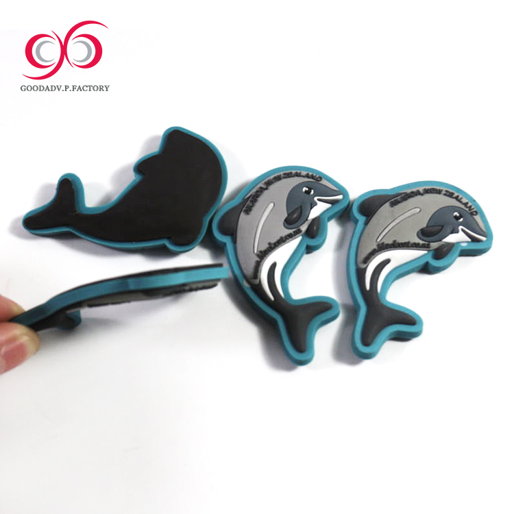 OEM manufacturer wholesale animal fridge magnet for fridge