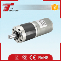 36mm 24V dc brushless planetary gear motor for Medical instrument