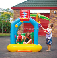 Funny Sale Pvc Inflatable Animal Sports Jumping Castle