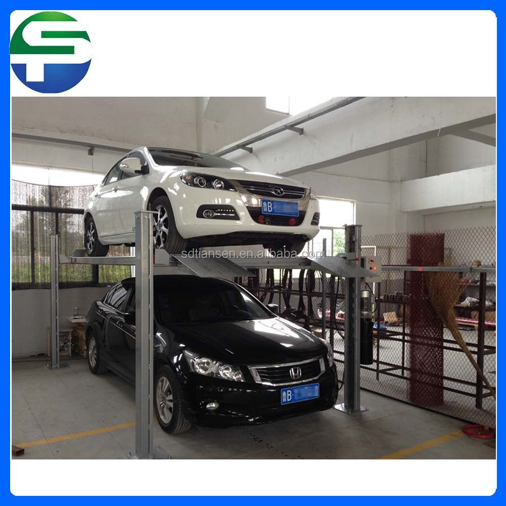 High Quality Smart Car Parking System/Multi-layer Stereo Garage