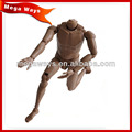 ABS action figure body for inventory
