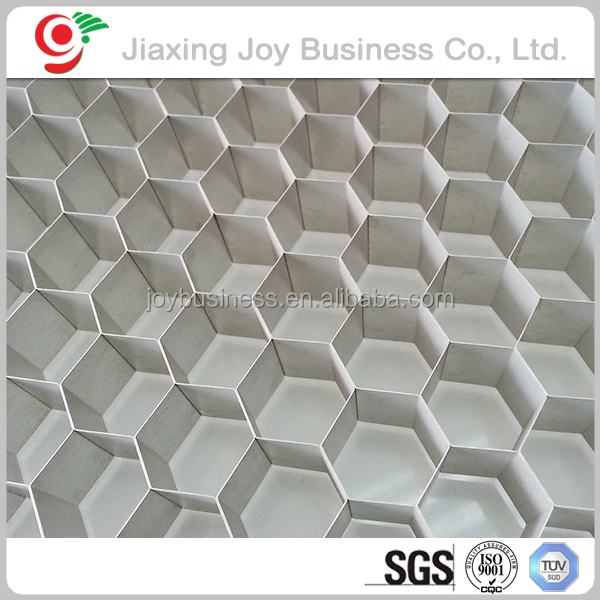 Outdoor building materials composite honeycomb panel