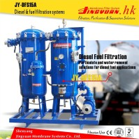 JY-DFS15A membrane filtration oil water separator for marine oil with much water