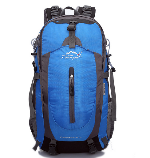 wholesale outdoor fashion trekking backpack nylon