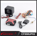Upgrade auto alarm one way car alarm CF898UP-02 with power off memory