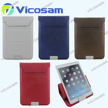 7 8 9 10 inch Universal tablet cases, PU stand universal tablet cover for Ipad , china supplier accept oem design