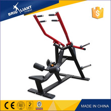 China Commercial Exercise Gym Plate Loaded Lat Pulldown Machine