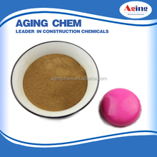 New excellent technic poly naphthalene sulfonate in water treatment chemicals / naphthalene sulfonic acid Cement Dispersant