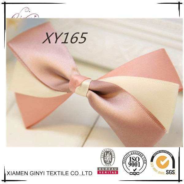 Hot sale polyester delicate bows hair accessories for girls