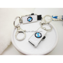 customized car logo metal usb flash drive