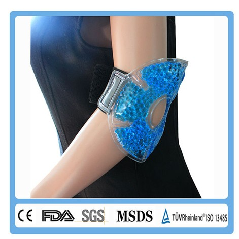 Soft Gel Bead Hot Cold Pack With Belt (Manufacturer with CE, MSDS)