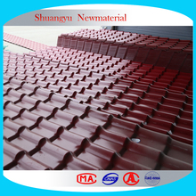 China product used steel roof sheet/Chinese Roof Tiles/Color coated mordern roofing sheet