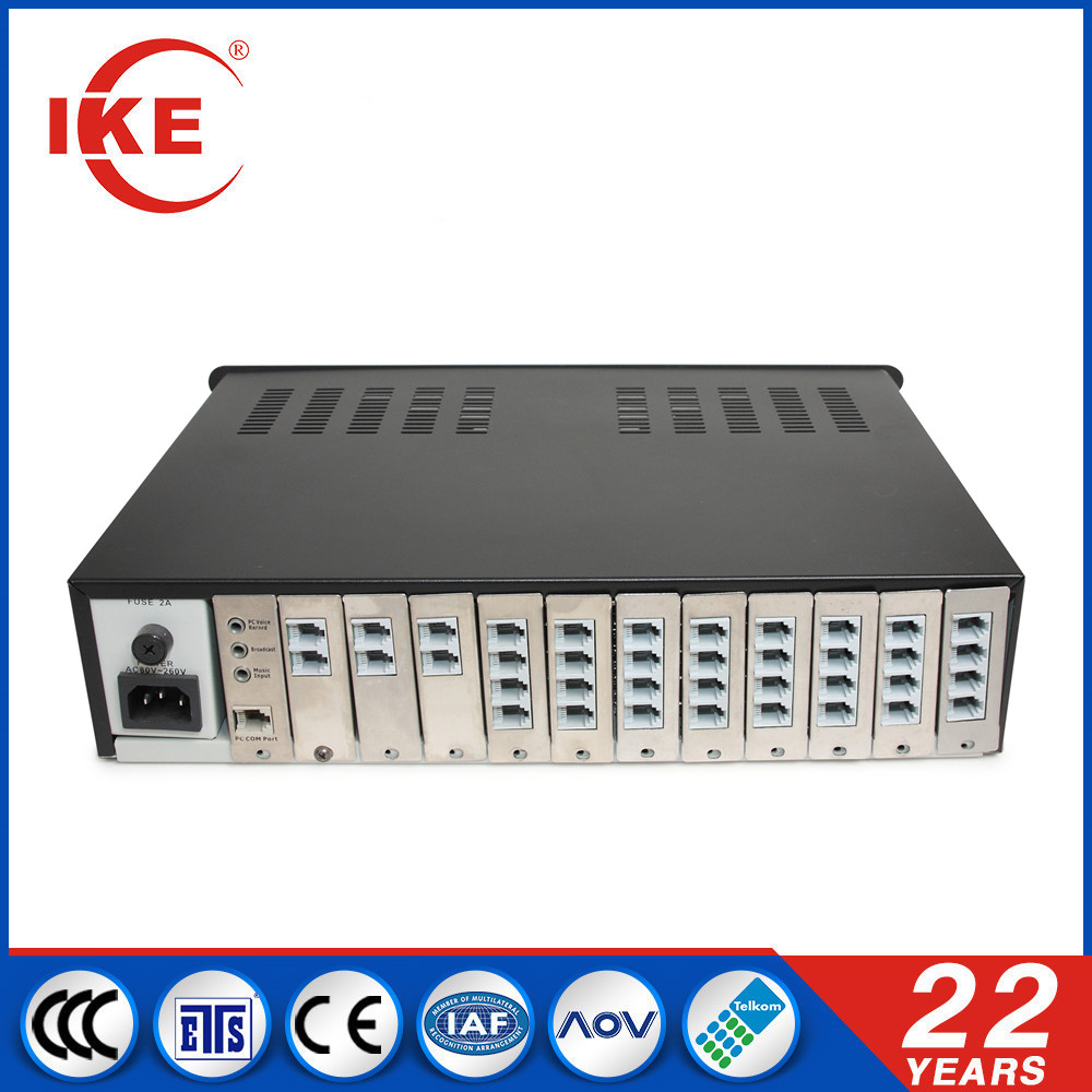 High Quality PBX Server Systems with Billing Software TC-632HK