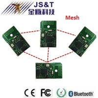 Mesh Network Solution Bluetooth Data Amp