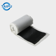 Black Industrial Waterproof Bitumen Hot Melt Duct Electrical Butyl Rubber Mastic Adhesive Sealant Epdm Strip Tape Primer Glue