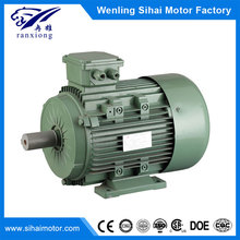 YE2 high efficiency 100% copper wire 4 pole three phase ac induction motor 4kw