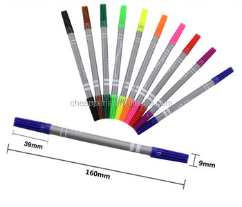 watercolor marker from wenzhou factory