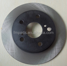 42431-02190 cast iron brake disc rotor for Toyota