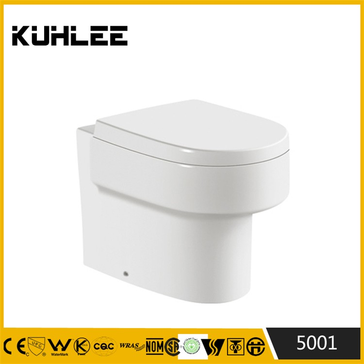KL-5001 Outdoor ceramic wall hung toilet bowl