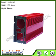 aluminum extruded enclosures box