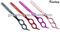 2014 Professional razor cut black hair
