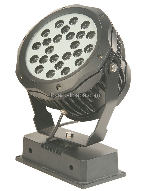 rgb led spotlight outdoor high power flood light dmx control led spotlight
